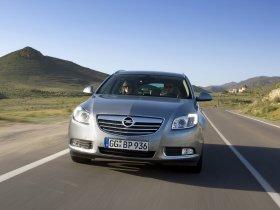 Ver foto 14 de Opel Insignia Sports Tourer 2008