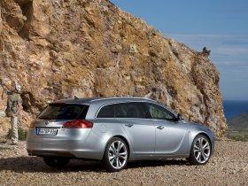 Ver foto 13 de Opel Insignia Sports Tourer 2008