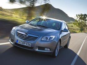 Ver foto 6 de Opel Insignia Sports Tourer 2008