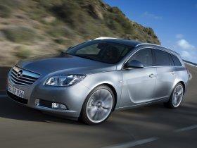 Ver foto 4 de Opel Insignia Sports Tourer 2008