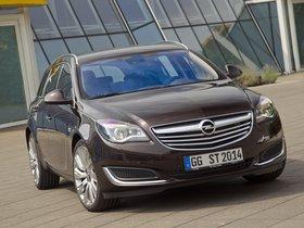 Ver foto 5 de Opel Insignia Sports Tourer 2013