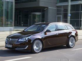 Ver foto 10 de Opel Insignia Sports Tourer 2013