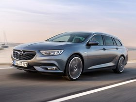 Ver foto 2 de Opel Insignia Sports Tourer Turbo 4×4 2017