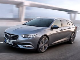 Ver foto 1 de Opel Insignia Sports Tourer Turbo 4×4 2017