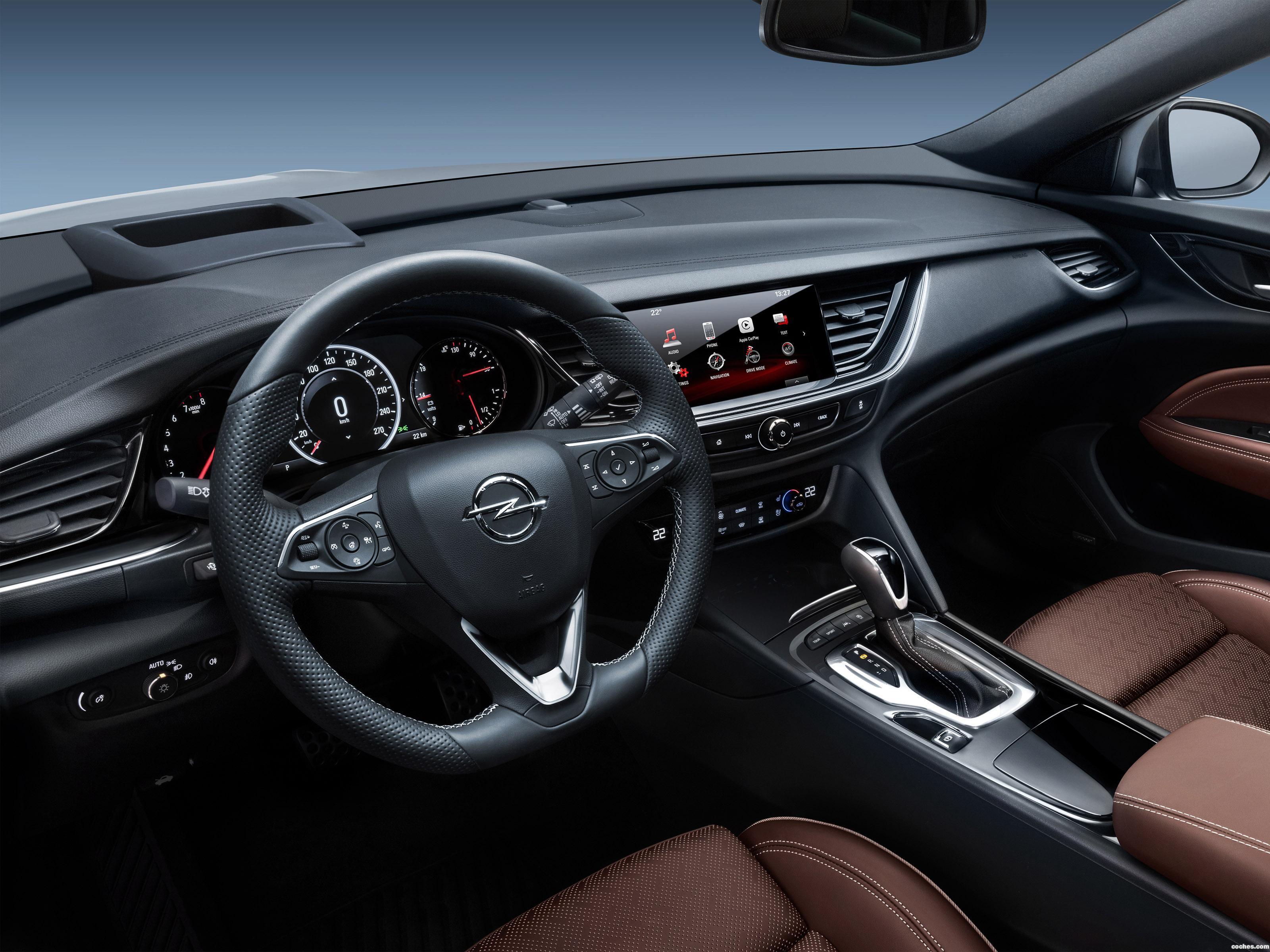Foto 6 de Opel Insignia Sports Tourer Turbo 4×4 2017
