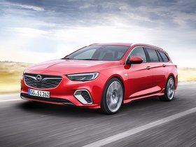 Ver foto 4 de Opel Insignia Sports Tourer GSI  2017