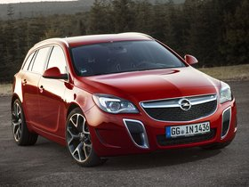 Ver foto 4 de Opel Insignia Sports Tourer OPC 2013