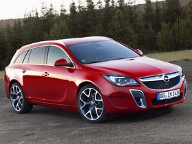 Ver foto 3 de Opel Insignia Sports Tourer OPC 2013