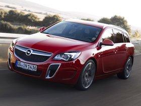 Ver foto 1 de Opel Insignia Sports Tourer OPC 2013