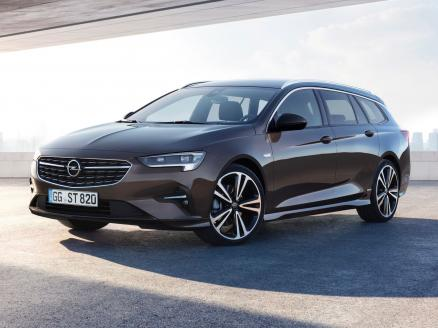 Opel Insignia St 1.5d Dvh S&s Edition 122