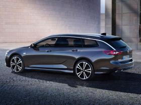 Ver foto 2 de Opel Insignia Sports Tourer Elegance 2020