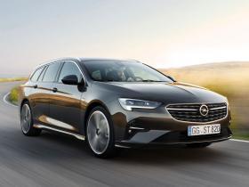 Ver foto 5 de Opel Insignia Sports Tourer Elegance 2020