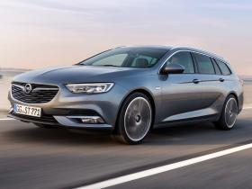 Ver foto 8 de Opel Insignia Sports Tourer Turbo 4×4 2017