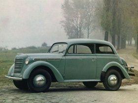 Ver foto 4 de Opel Kadett 2 door Limousine 1938