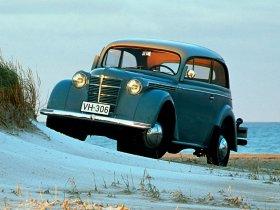 Ver foto 3 de Opel Kadett 2 door Limousine 1938