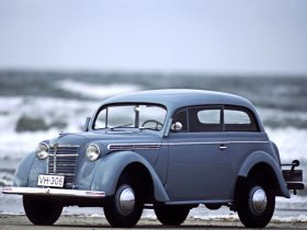 Ver foto 1 de Opel Kadett 2 door Limousine 1938