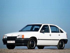 Ver foto 8 de Opel Kadett E 5 puertas  1984