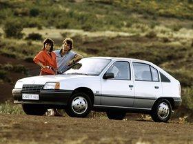 Ver foto 2 de Opel Kadett E 5 puertas  1984
