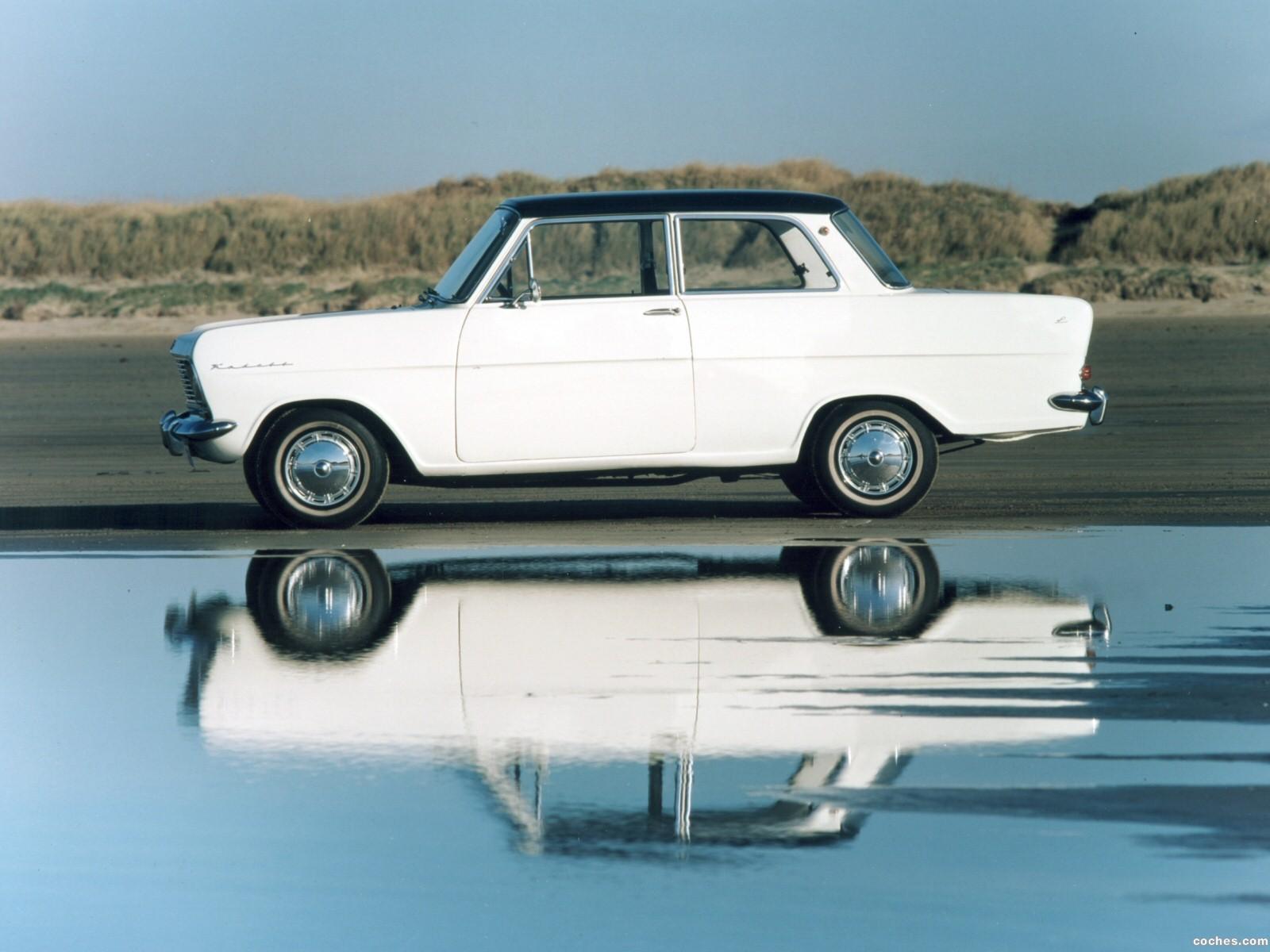 Foto 0 de Opel Kadett A 1962