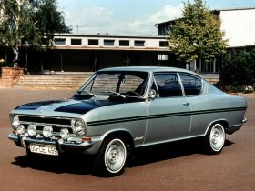 Ver foto 6 de Opel Kadett B 1965