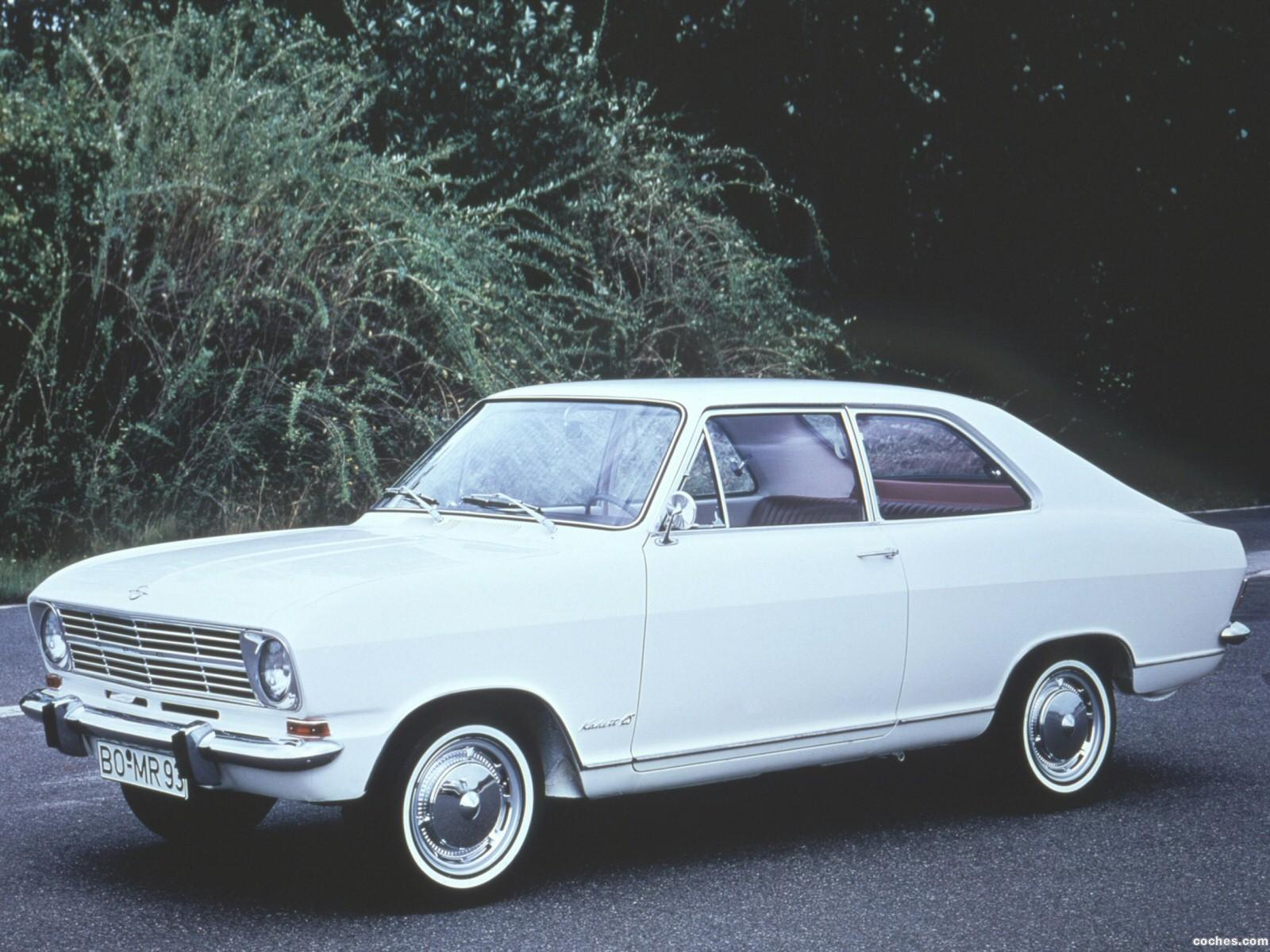 Foto 2 de Opel Kadett B 1965