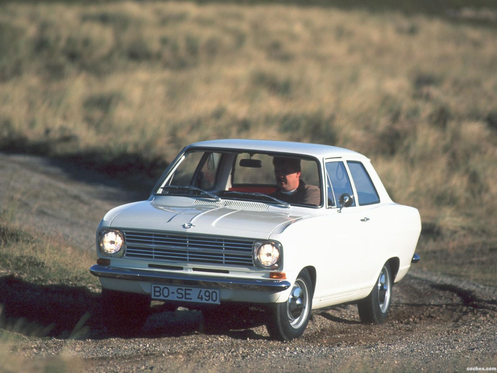 Foto 0 de Opel Kadett B 1965