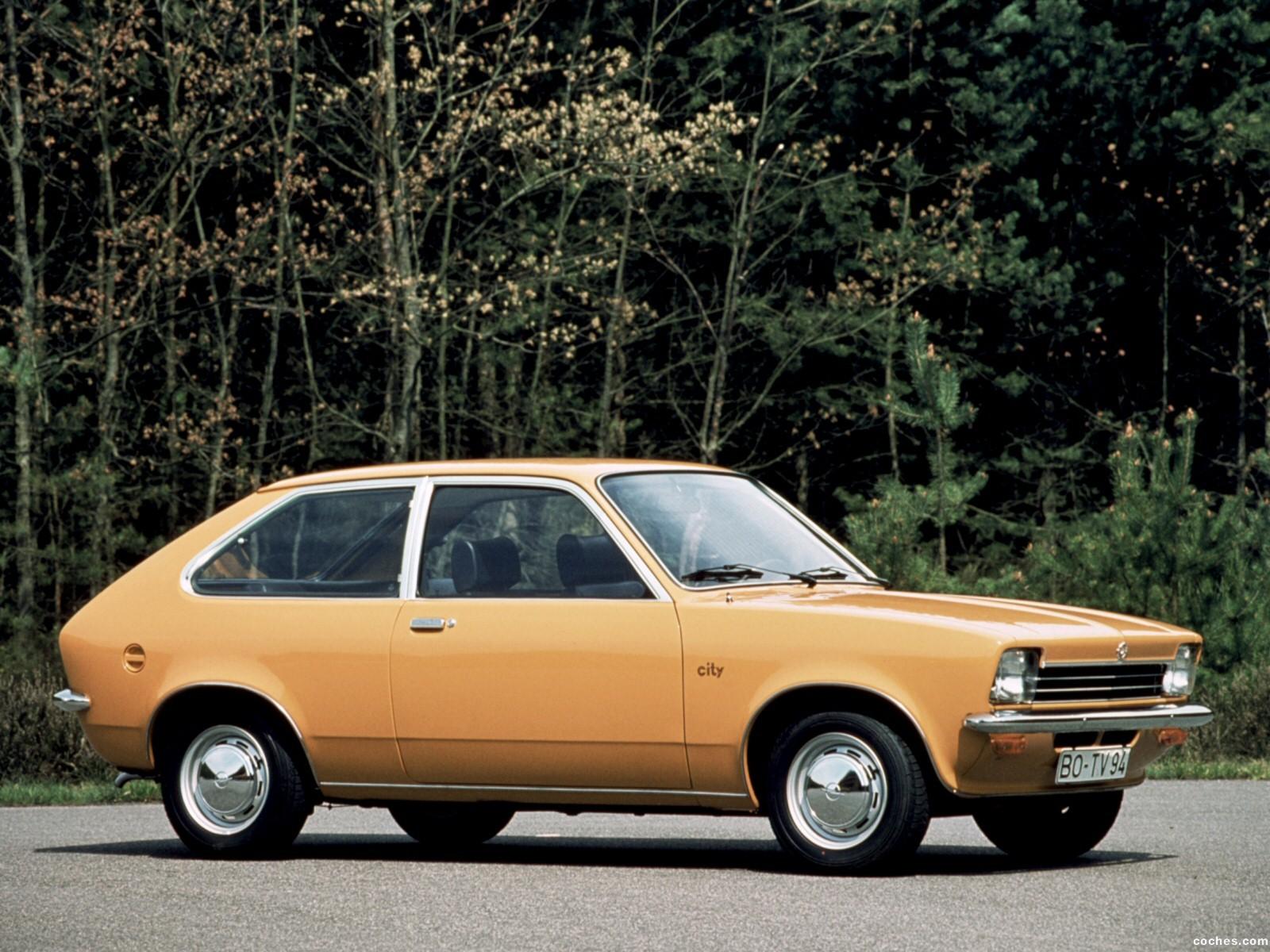 Foto 0 de Opel Kadett C 1973