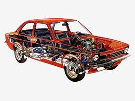 Ver foto 9 de Opel Kadett C 2 puertas 1973
