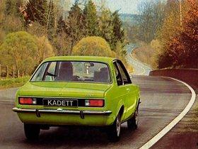 Ver foto 6 de Opel Kadett C 2 puertas 1973