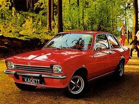 Fotos de Opel Kadett C 2 puertas 1973