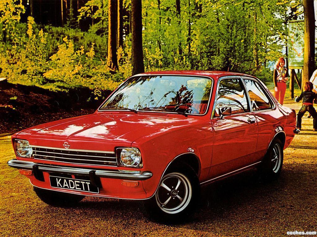Foto 0 de Opel Kadett C 2 puertas 1973