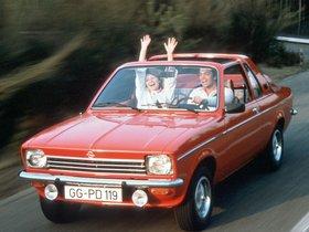 Ver foto 1 de Opel Kadett C Aero 1976