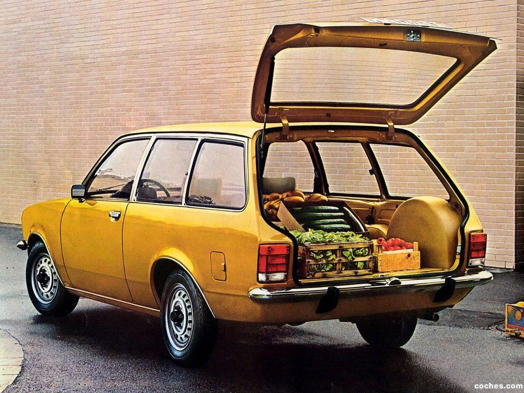 Foto 1 de Opel Kadett C Caravan 1973