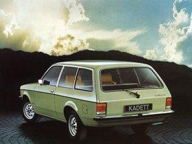 Ver foto 2 de Opel Kadett C Caravan 1977