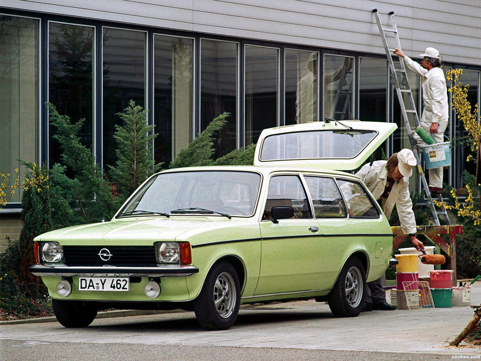 Foto 0 de Opel Kadett C Caravan 1977