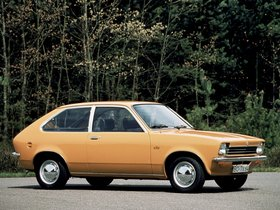 Fotos de Opel Kadett C City 1975