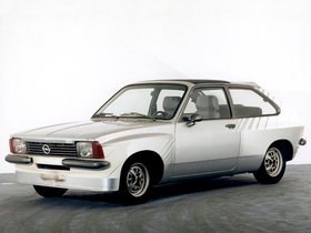 Fotos de Opel Kadett C City Design Study 1978