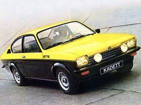 Ver foto 3 de Opel Kadett C GT-E 1975