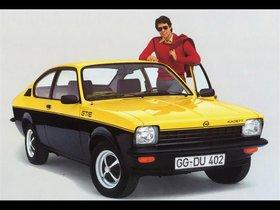 Ver foto 2 de Opel Kadett C GT-E 1975