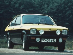 Fotos de Opel Kadett C GT-E 1975