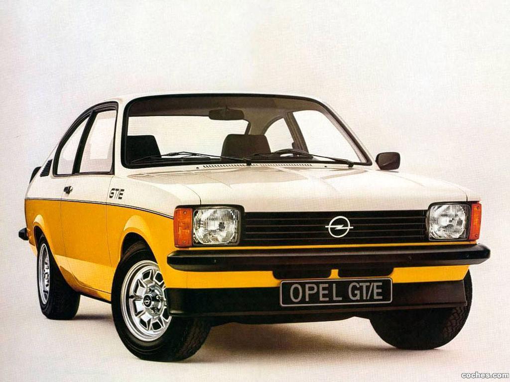 Foto 0 de Opel Kadett C 1977