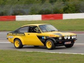 Fotos de Opel Kadett C GT-E Rallye Car 1976