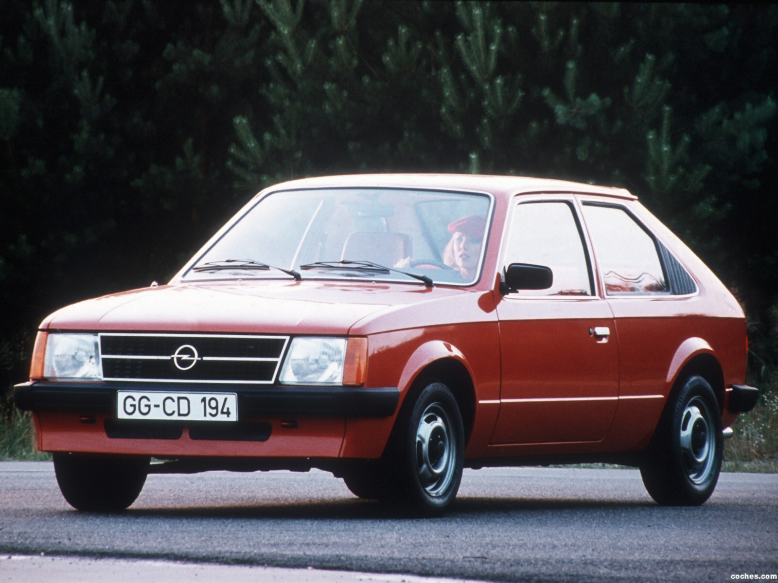Foto 0 de Opel Kadett D 1979