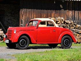 Fotos de Opel Kadett Roadster 1938