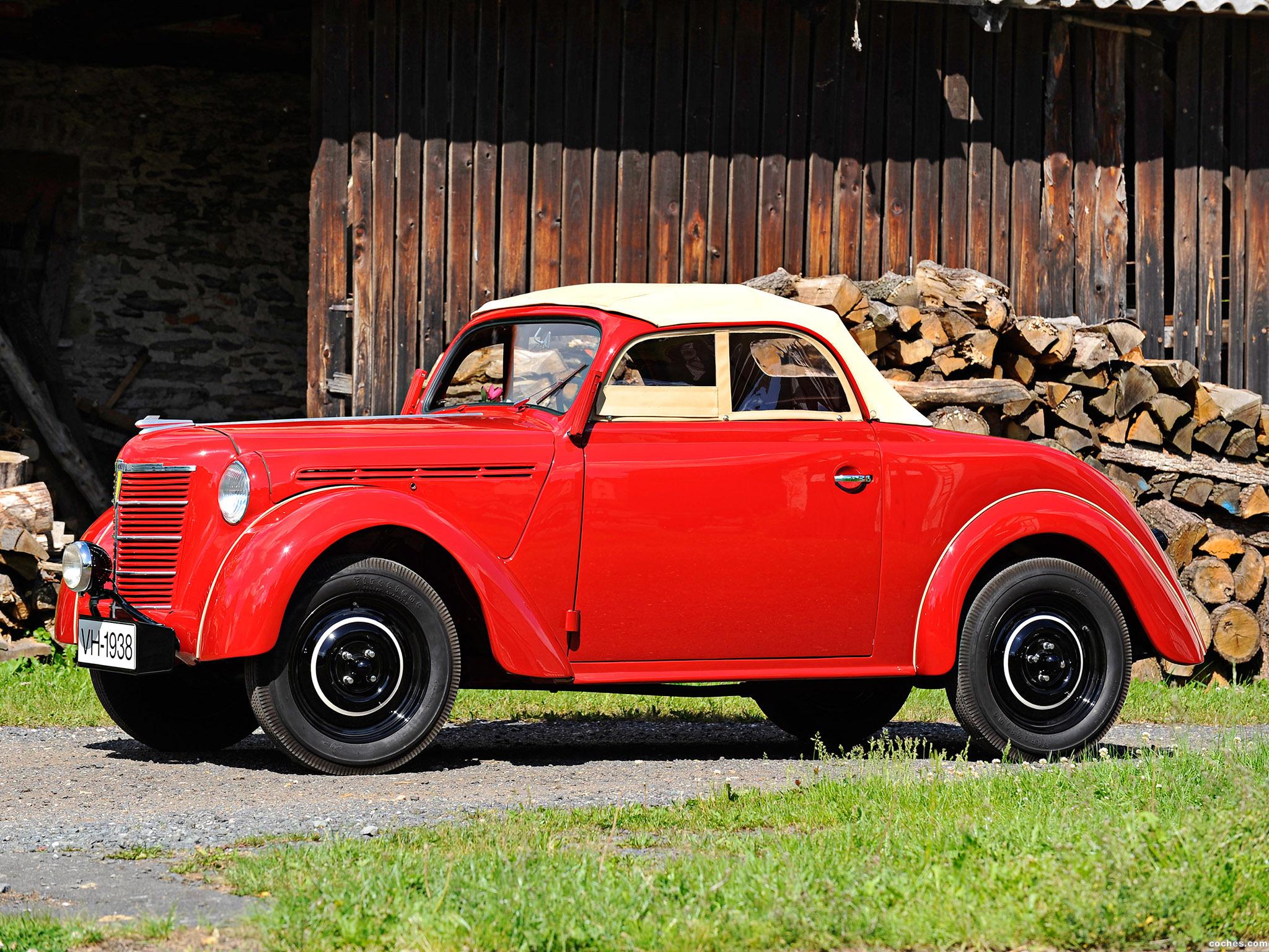 Foto 0 de Opel Kadett Roadster 1938