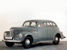 Ver foto 2 de Opel Kapitan 1939