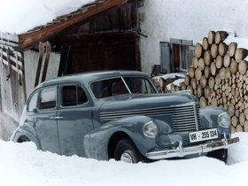 Ver foto 1 de Opel Kapitan 1939