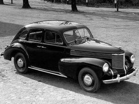 Fotos de Opel Kapitan 1948