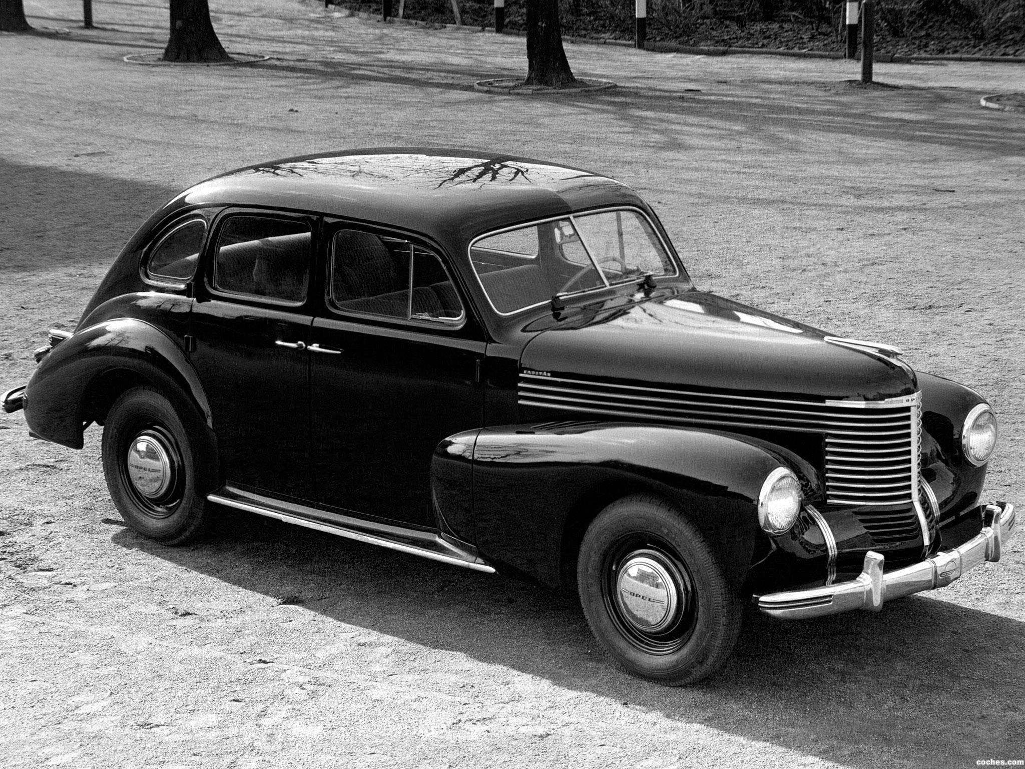 Foto 0 de Opel Kapitan 1948