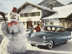 Ver foto 2 de Opel Kapitan 1956